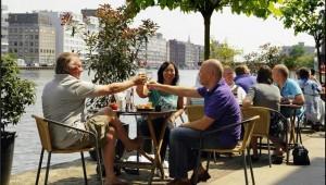 De leukste terrassen in de Zaanstreek
