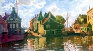 Monet tour